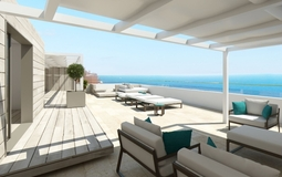 Penthouse in Illetes - Sea View Penthouse Illetas