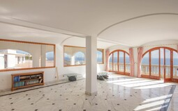 Penthouse in Illetes - Living area