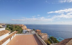 Penthouse in Illetes - Roof terrace