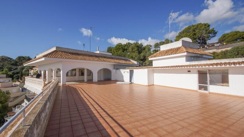Penthouse in Illetes - Terrace