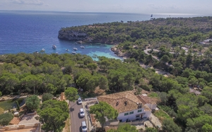 Bar and Restaurant in Portals Vells - Aerial1
