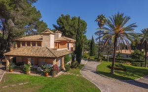 Villa in Son Vida - AERIAL1