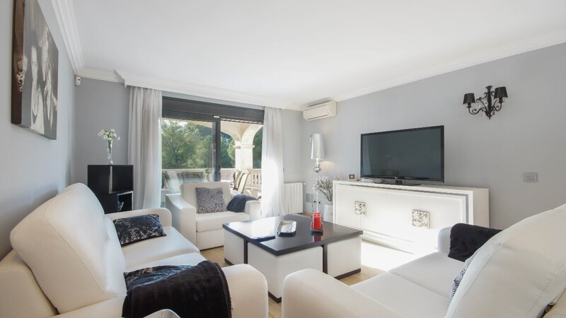 Villa in Costa de la Calma - Lounge