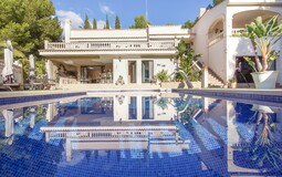 Villa in Costa de la Calma - Pool
