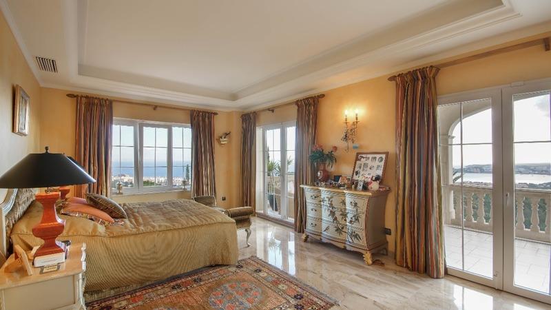 Villa in Costa D´en Blanes - Bedroom (4)