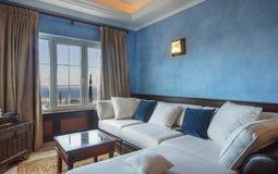Villa in Costa D´en Blanes - Bedroom lounge