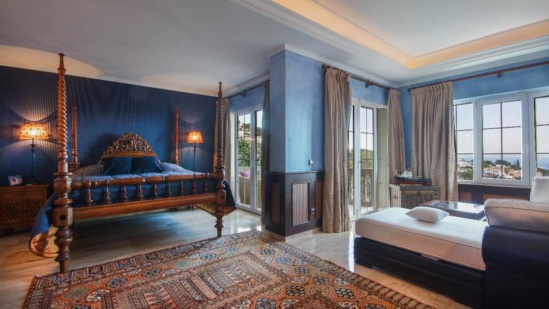 Villa in Costa D´en Blanes - Bedroom