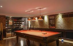 Villa in Costa D´en Blanes - Billiard room