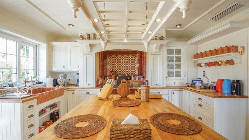 Villa in Costa D´en Blanes - Kitchen