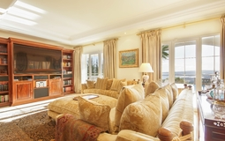Villa in Costa D´en Blanes - Living Lounge