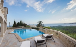 Villa in Costa D´en Blanes - Property view (2)