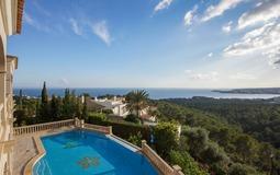 Villa in Costa D´en Blanes - Property view