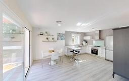 Villa in Palmanova - Kitchen with breakfast area
