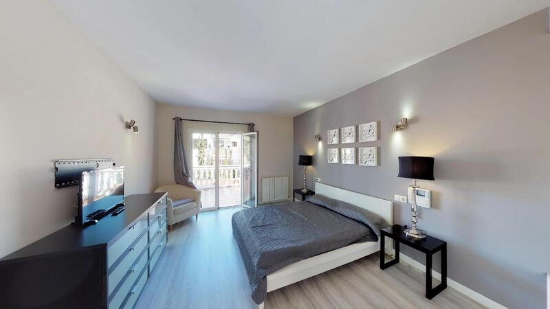 Villa in Palmanova - Master Bedroom