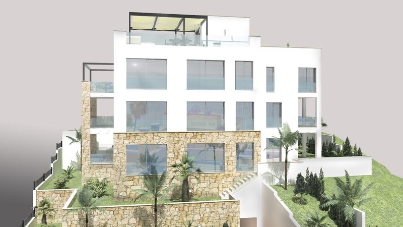 Penthouse in Sant Agustí - cam02_editada