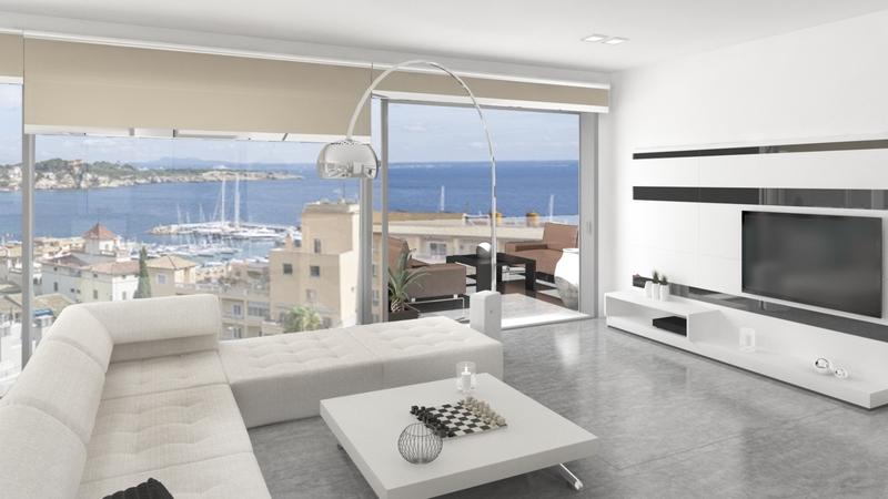 Penthouse in Sant Agustí - cam16_editada