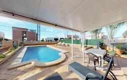 Villa in El Toro - Port Adriano - Pool