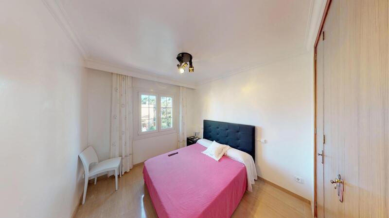 Villa in El Toro - Port Adriano - Guest Bedroom 2