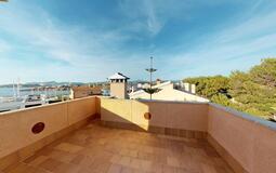 Villa in El Toro - Port Adriano - Roof Terrace