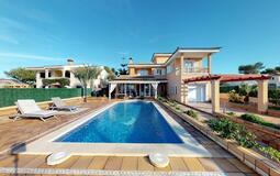 Villa in El Toro - Port Adriano - Sunny Sea View Villa