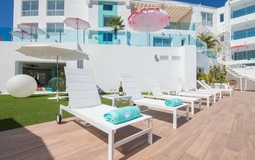 Hotel in Santa Ponsa - Pool terrace (2)