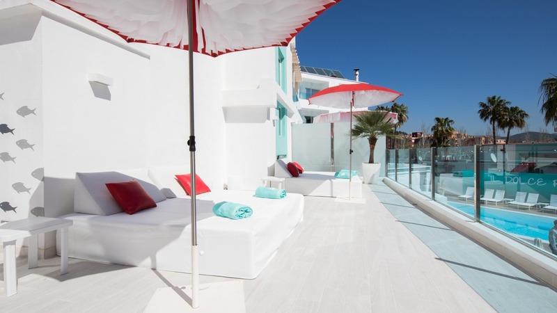 Hotel in Santa Ponsa - Sunny terrace (2)