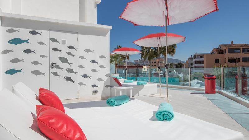 Hotel in Santa Ponsa - Sunny terrace