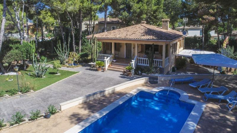 Villa in El Toro - Port Adriano - Aerial