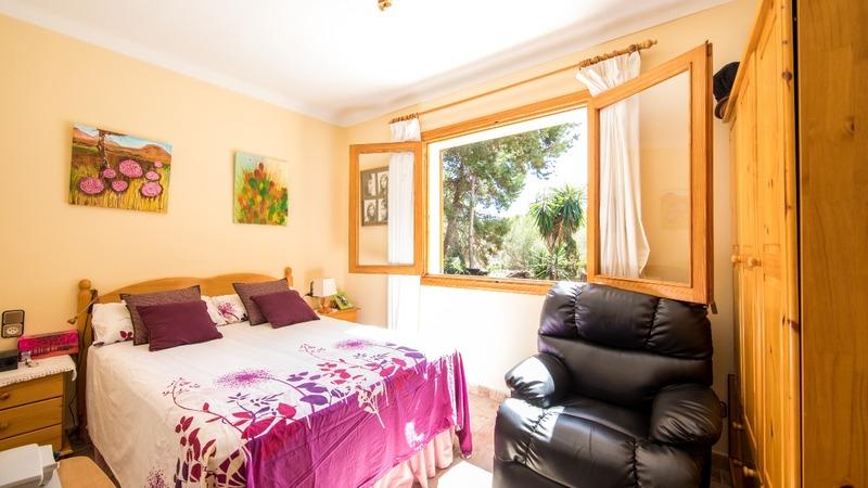 Villa in El Toro - Port Adriano - Bedroom (2)