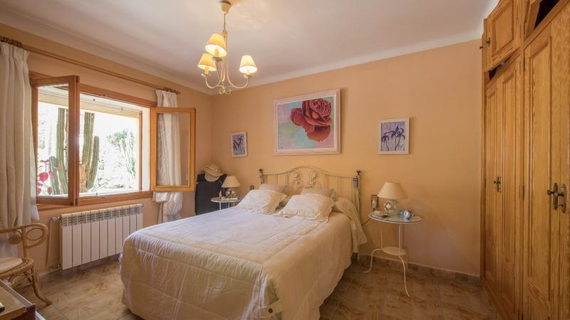 Villa in El Toro - Port Adriano - Bedroom