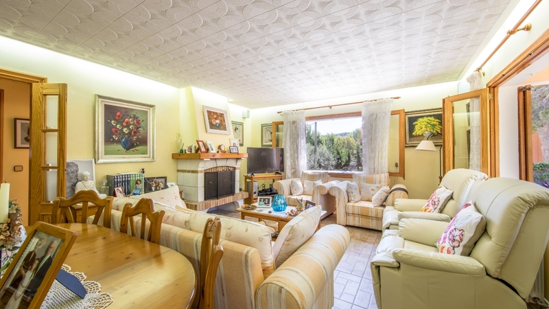 Villa in El Toro - Port Adriano - Living