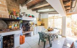 Villa in El Toro - Port Adriano - Outdoor kitchen