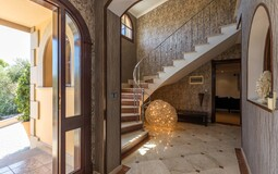 Villa in Costa D´en Blanes - Entrance hall
