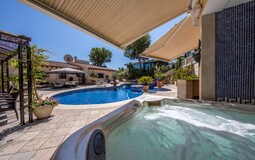 Villa in Costa D´en Blanes - Jacuzzi (2)