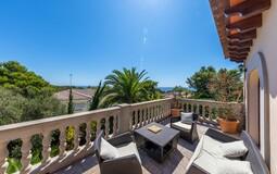 Villa in Costa D´en Blanes - Upper terrace (2)