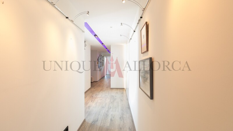 Apartment in Palma City Centre - Corridor (2)
