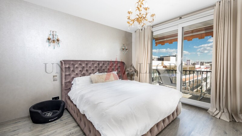 Apartment in Palma City Centre - Master bedroom