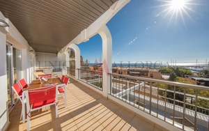 Apartment in Puerto Portals - Terrace