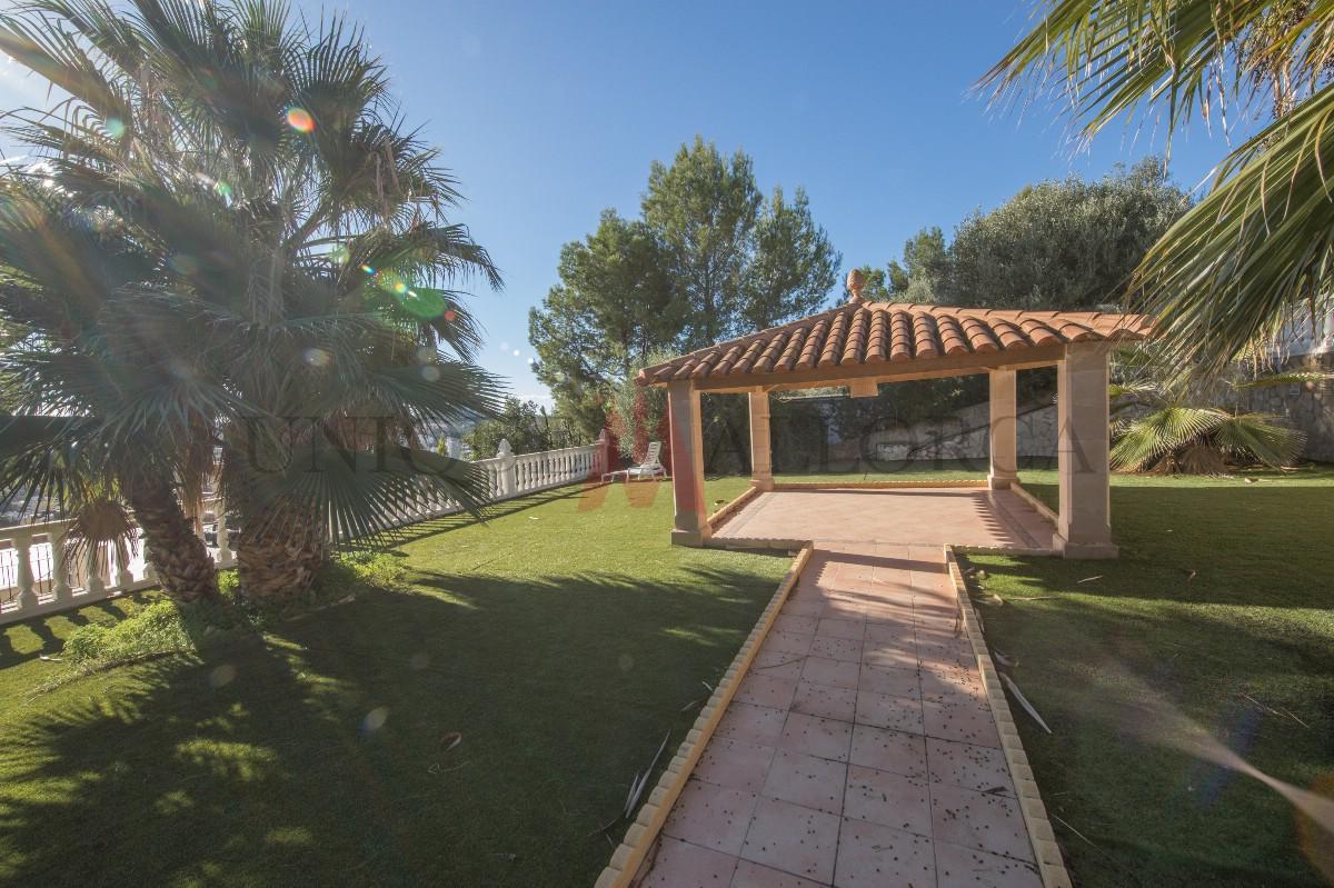 Villa in Santa Ponsa - Garden