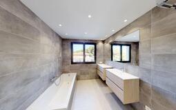 Villa in Cala Vinyes - Master Bedroom Suite