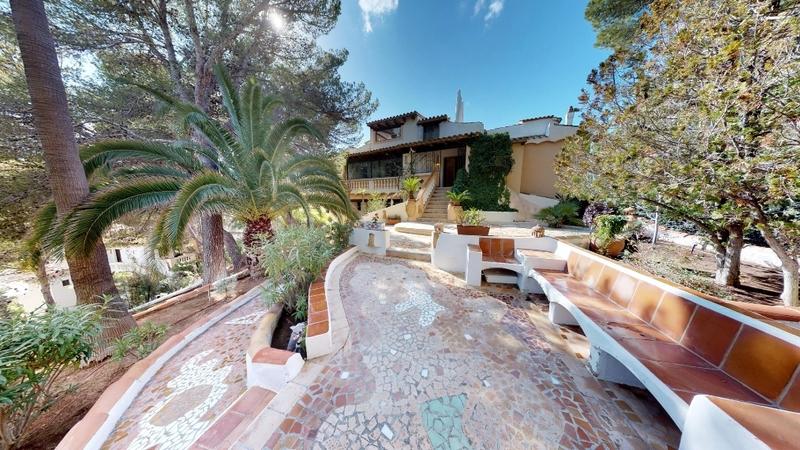 Penthouse in Costa de la Calma - Villa Like Entrance