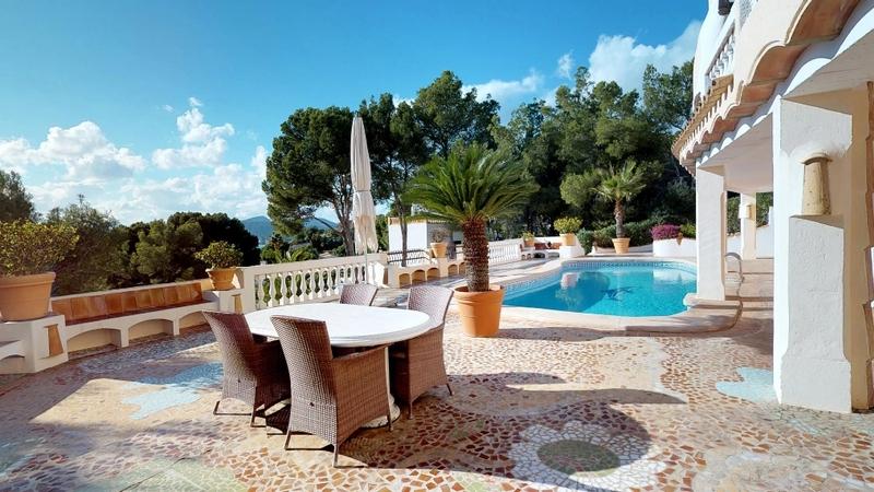 Penthouse in Costa de la Calma - Community Pool