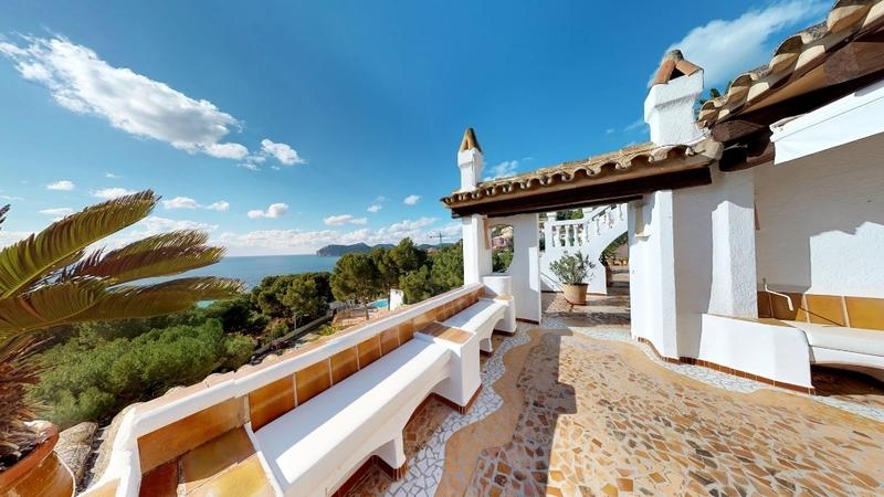Penthouse in Costa de la Calma - Spacious Terraces with Sea Views