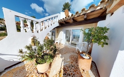 Penthouse in Costa de la Calma - Full of Character