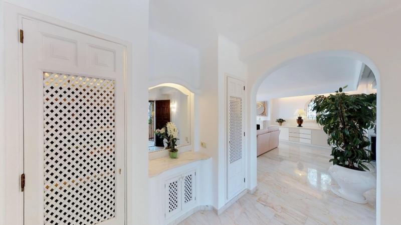 Penthouse in Costa de la Calma - Largeopen plan entrance