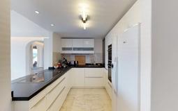 Penthouse in Costa de la Calma - Modern kitchen