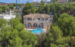 Villa in Bendinat - Property view