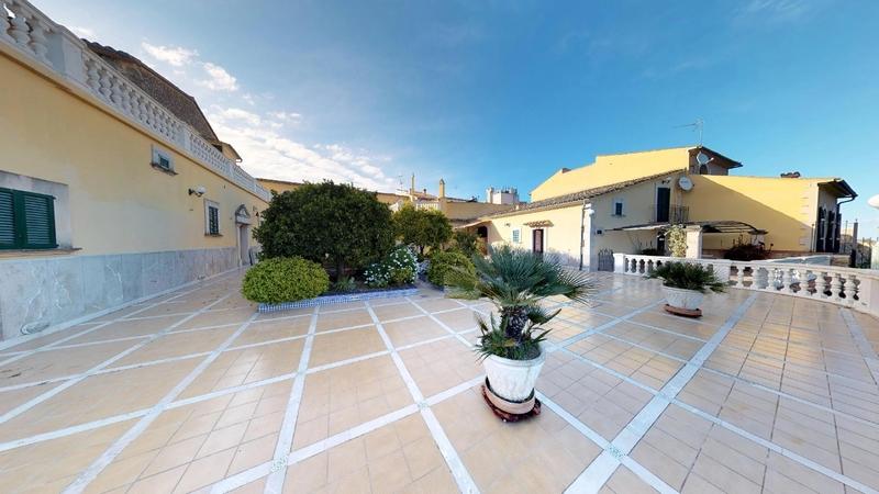 Hotel **** in Mallorca - Open Courtyard