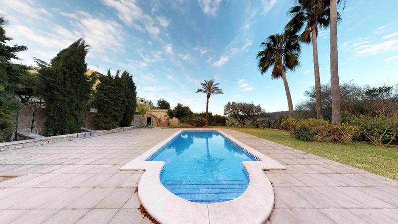 Hotel **** in Mallorca - Pool area