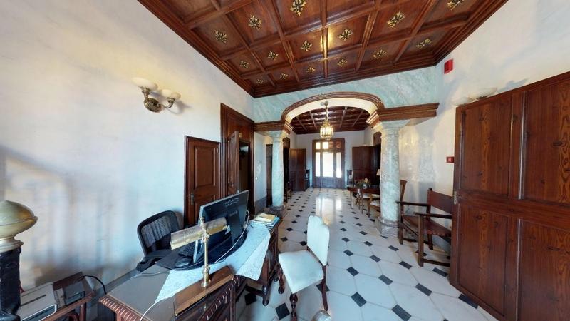 Hotel **** in Mallorca - Reception Area